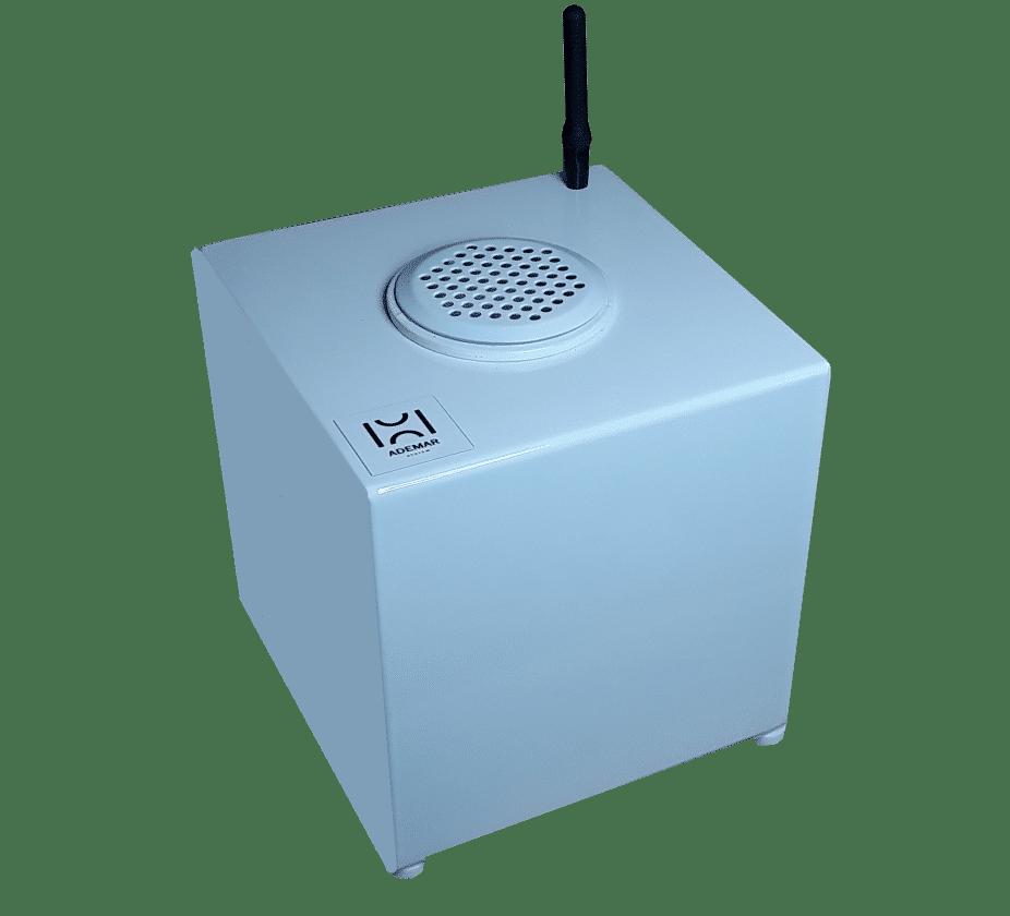 Diffuseur gaz poivre GSM 3G 4G
