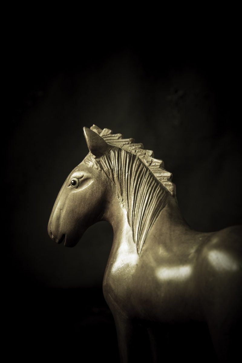 cheval de troie alarme