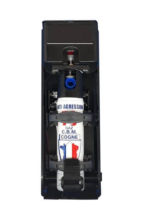 diffuseur gaz interieur
