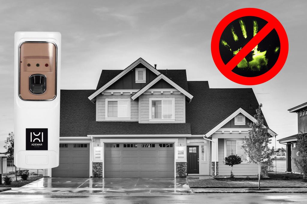 diffuseur gaz cs alarme maison